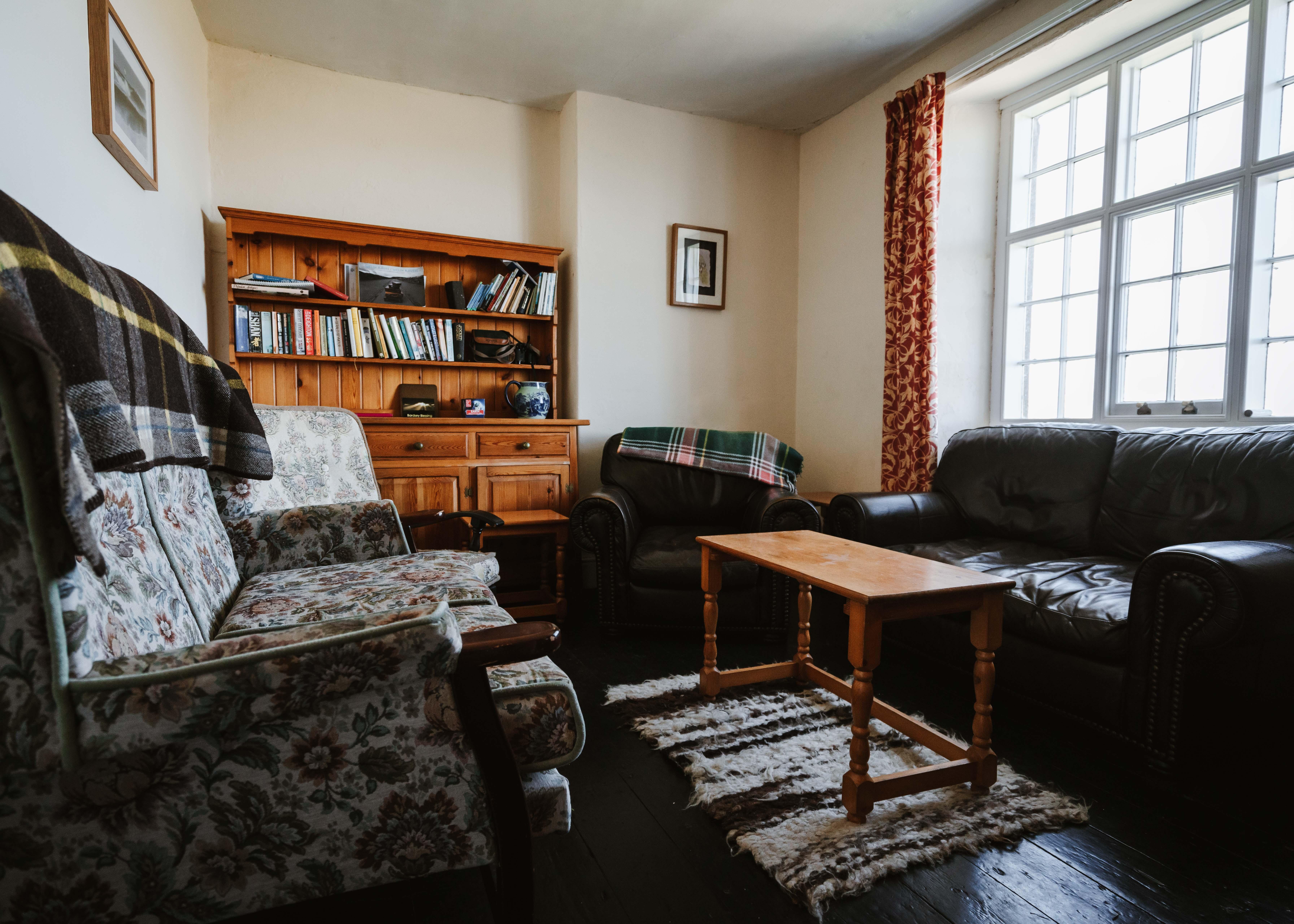 Carreg Fawr (lolfa /lounge)