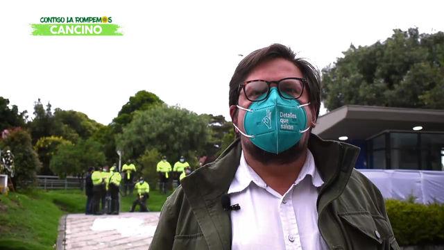 Las víctimas de la violencia policial en total impunidad: Diego Cancino