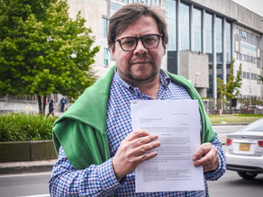 """Denunciamos penalmente elección de representantes de ONG: Pensar la región metropolitana sin tocar"