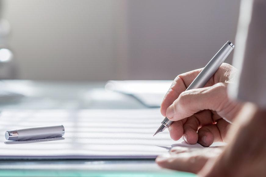 Dokument med Pen
