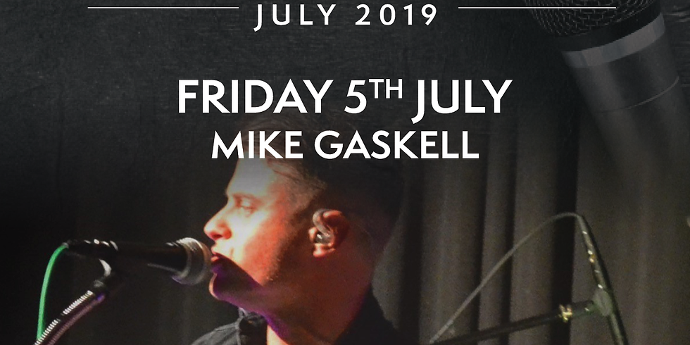 Mike Gaskell Live
