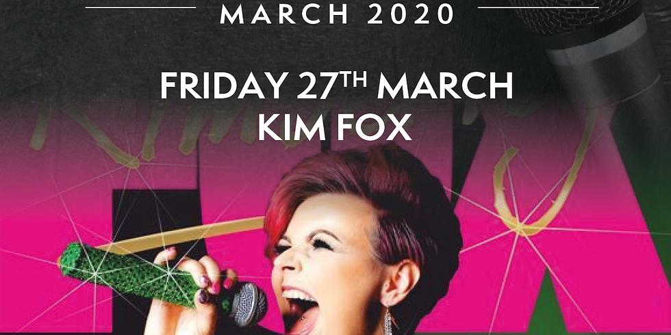 Friday Night Live with Kim Fox