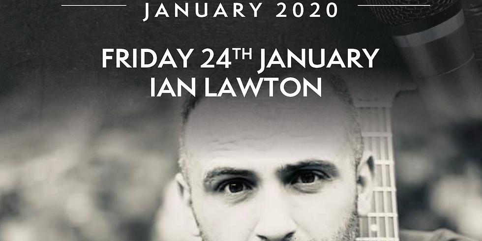 Friday Night Live with Ian Lawton