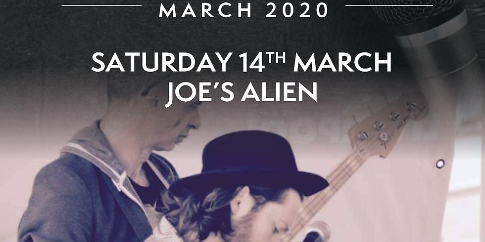 Saturday Night Live with Joe's Alien