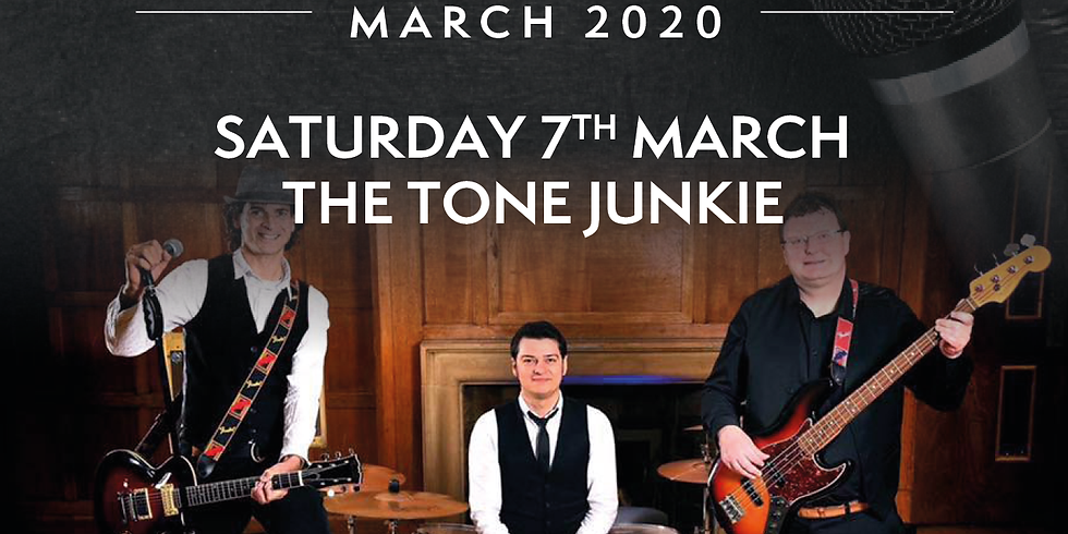 Saturday Night Live with The Tone Junkies