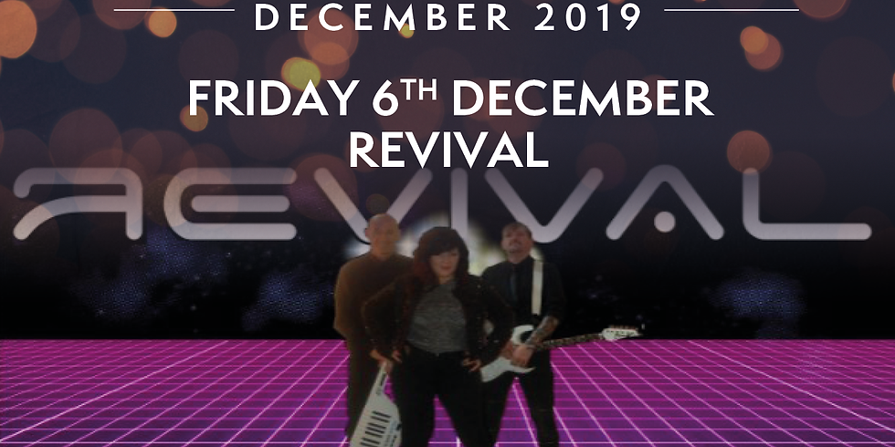 Christmas Party Night with Revival