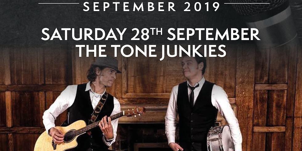 The Tone Junkies Live