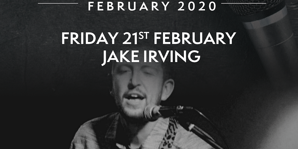 Friday Night Live with Jake Irving