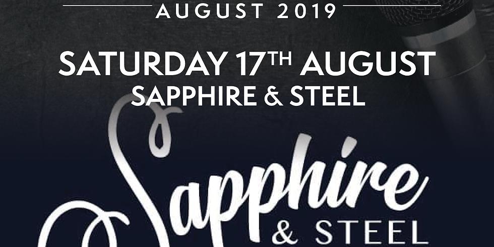 Sapphire & Steel Live