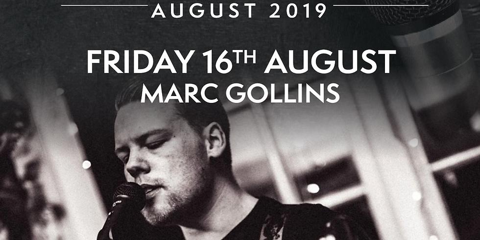 Marc Gollins Live