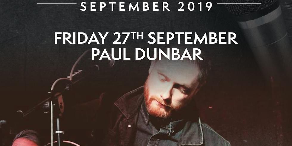 Paul Dunbar Live