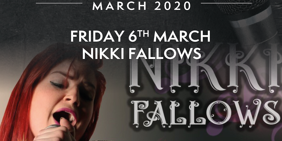 Friday Night Live with Nikki Fallows