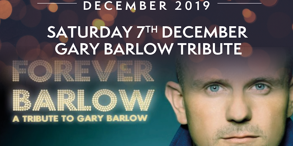 Christmas Party Night with Gary Barlow Tribute