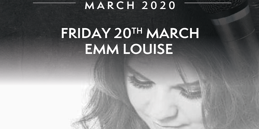 Friday Night Live with Emm Louise