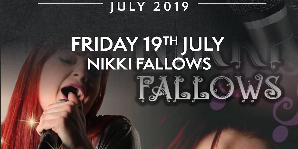 Nikki Fallows Live