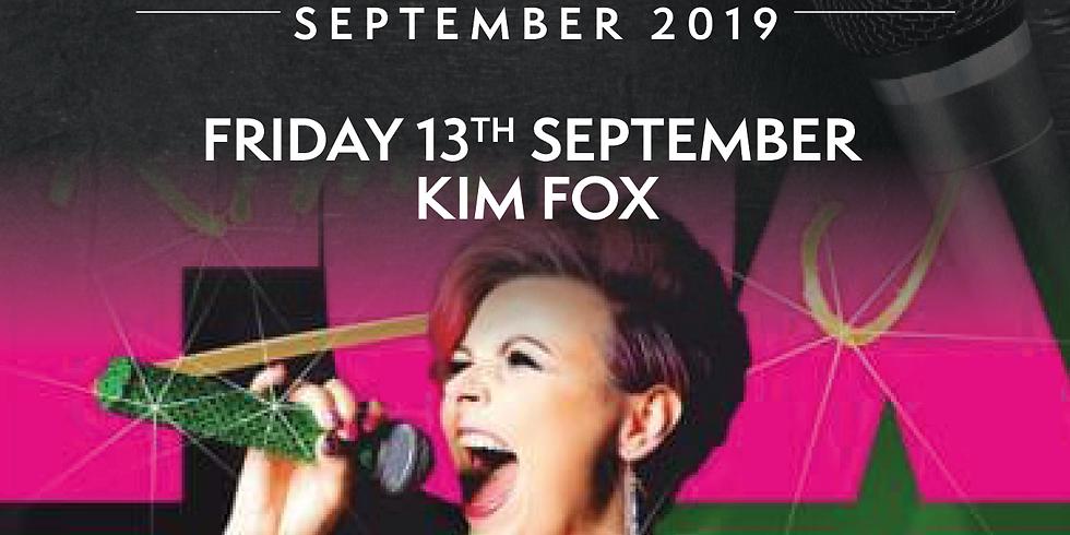 Kim Fox Live