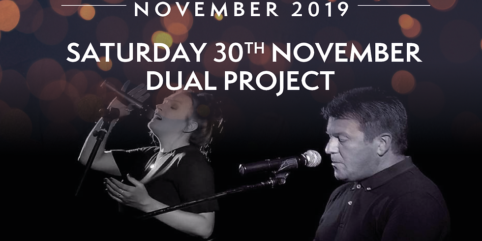 Christmas Party Night with Dual Project