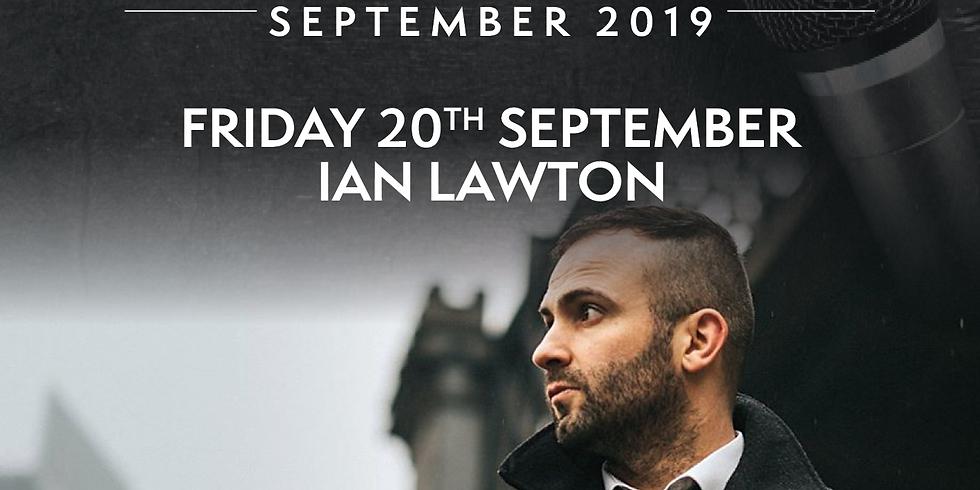 Ian Lawton Live