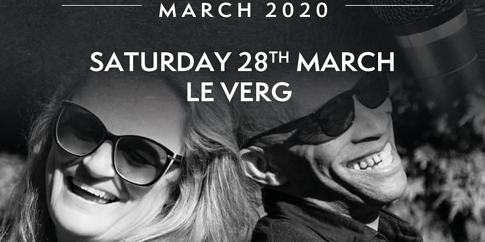 Saturday Night Live with Le Verg