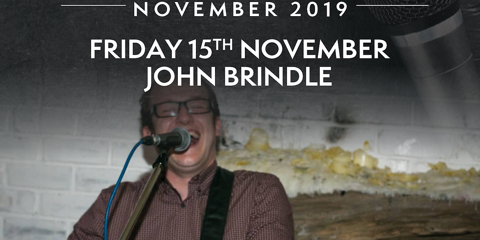 Friday Night Live with John Brindle