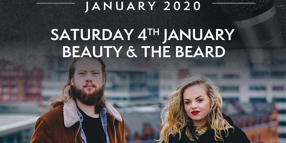Saturday Night Live with Beauty & The Beard