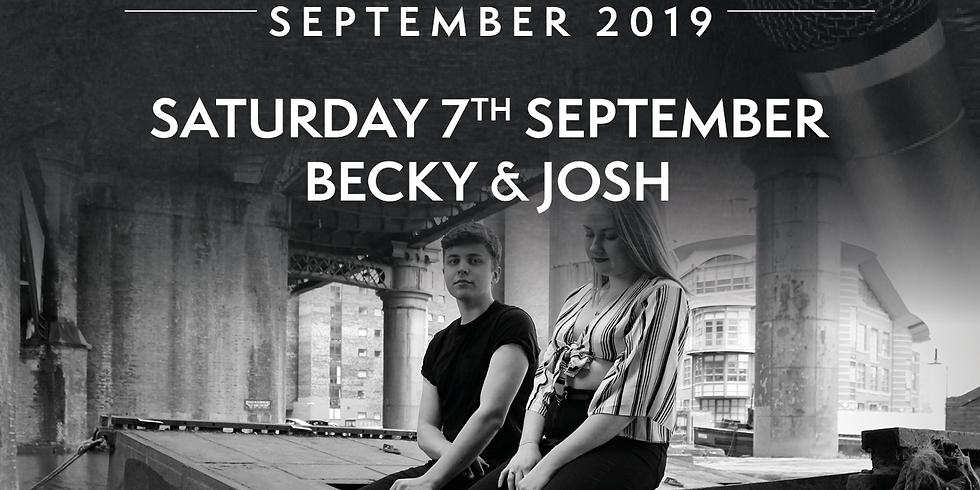 Becky & Josh Live