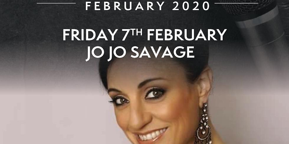 Friday Night Live with Jo Jo Savage