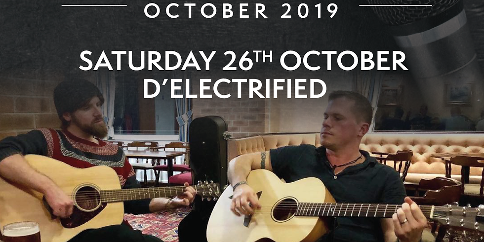Saturday Night Live with D'Electrified