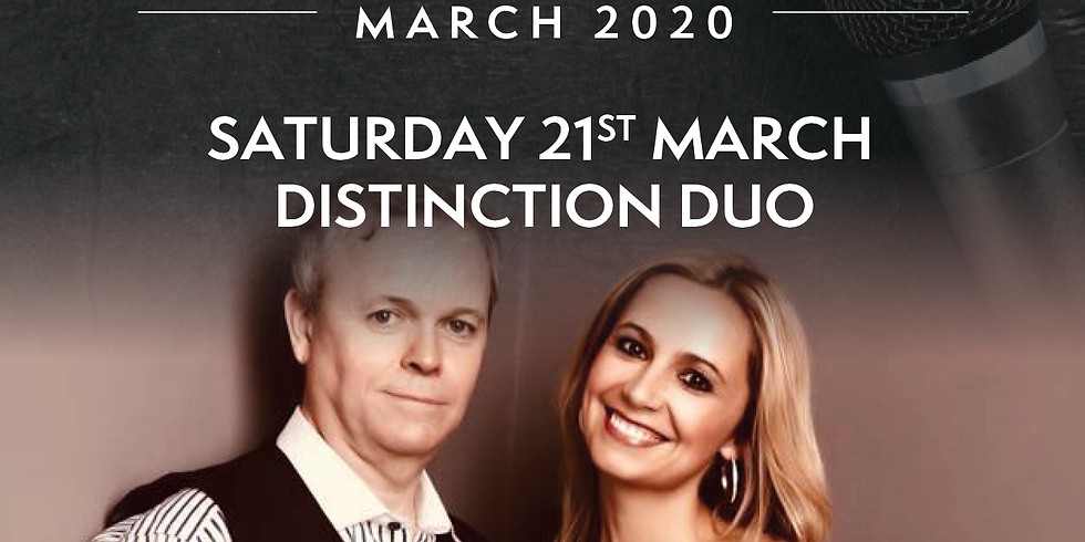 Saturday Night Live with Distinction Duo