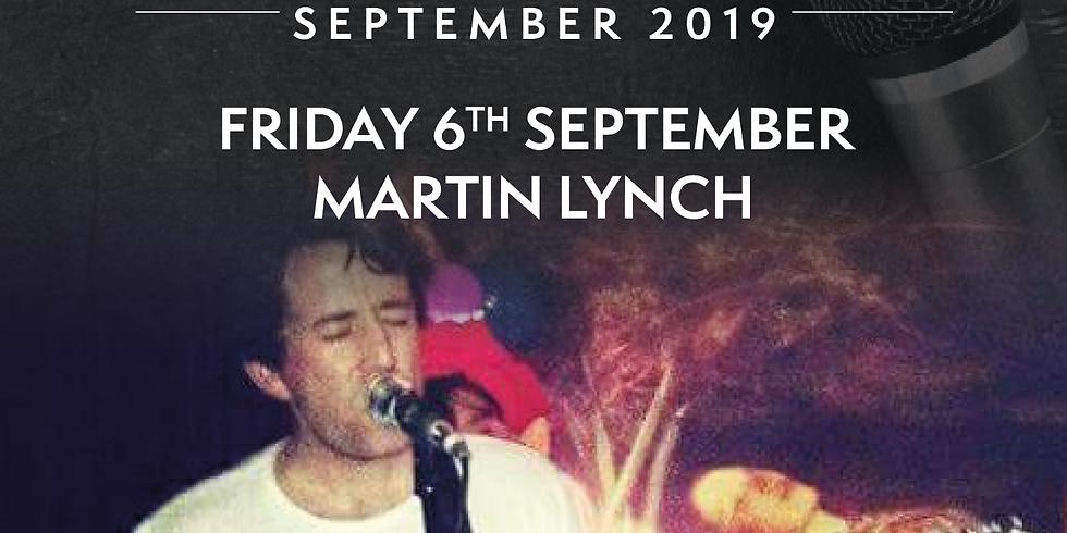 Martin Lynch Live