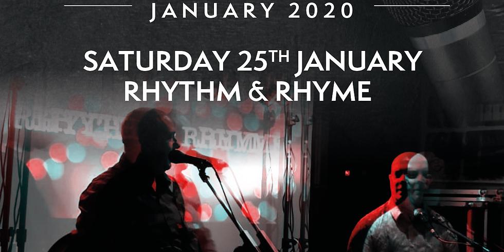 Saturday Night Live with Rhythm & Rhyme