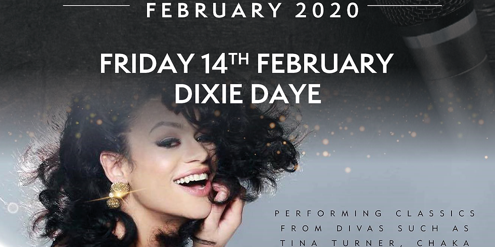 Friday Night Live with Dixie Daye