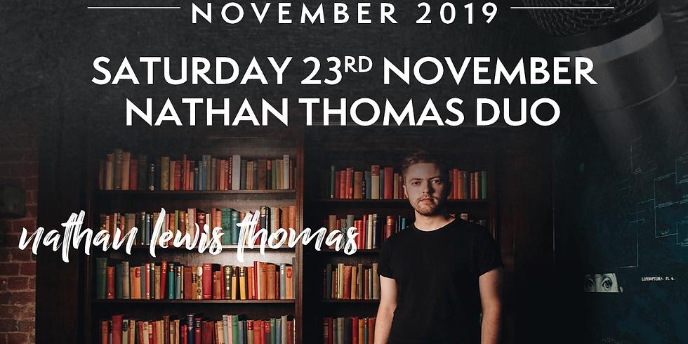 Saturday Night Live with Nathan Thomas Duo