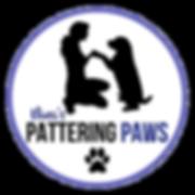 Nina's Pattering Paws logo
