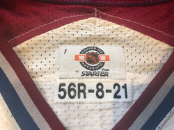 1998-1999Drury37Neck Tag
