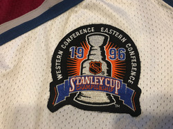 1995-1996Ozolinsh8Stanley Cup Patch