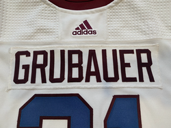 2020-2021Grubauer31RRName Plate