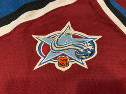 2000-2001Foote52All Star Patch