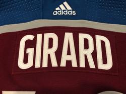 2018-2019Girard49 Name Plate
