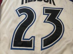 1998-1999Hejduk23Back Numbers