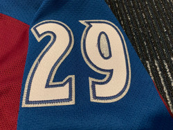 2013-2014MacKinnon29Right Arm Numbers
