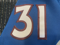2019-2020Grubauer31Left Arm Numbers