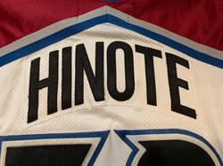 1999-2000Hinote38Name Plate