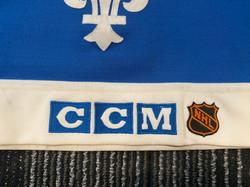 1992-1993Foote52CCM:NHL Logo