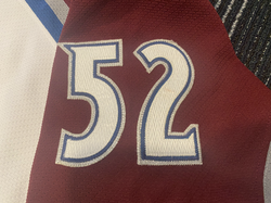 2000-2001Foote52I-2Right Arm Numbers