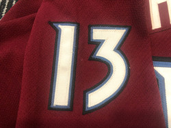 2005-2006Hinote13Right Arm Numbers
