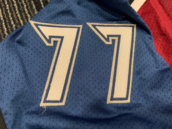 1999-2000Bourque77Left Arm Numbers