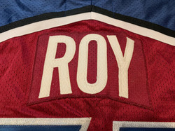 1999-2000Roy33Name Plate