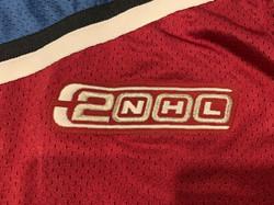 1999-2000Bourque772000 Patch