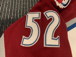 2003-2004Foote52HLeft Arm Numbers